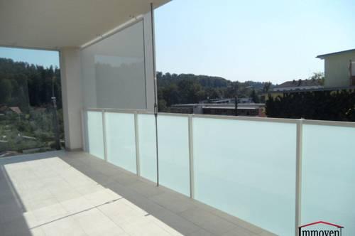 Sonnen- und lichtdurchflutetes Apartment mit Balkon und Garagenplatz für den gehobenen Anspruch! (Mietbeginn: 01.12.2021)