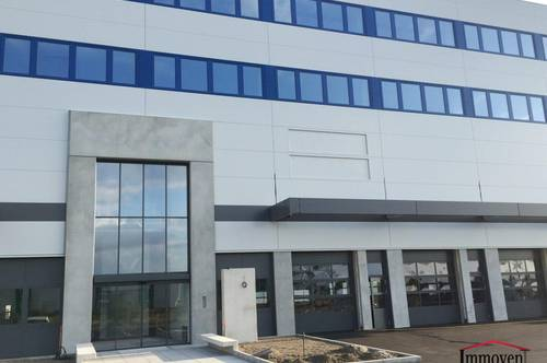PROVISIONSFREI - Neu errichtete variable Büro- und Lagerflächen