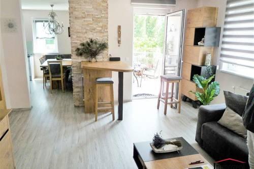 Traumhafte 4-Zimmerwohnung mit Balkon und Tiefgaragenplatz in Seenähe!