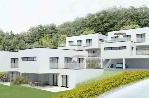 Modernes Einfamilienhaus mit 2 Terrassen und großem Garten - Nähe Mariatrost