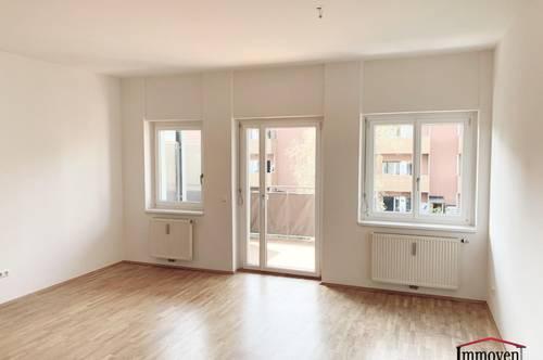 Charmante 2-Zimmerwohnung mit großen Balkon