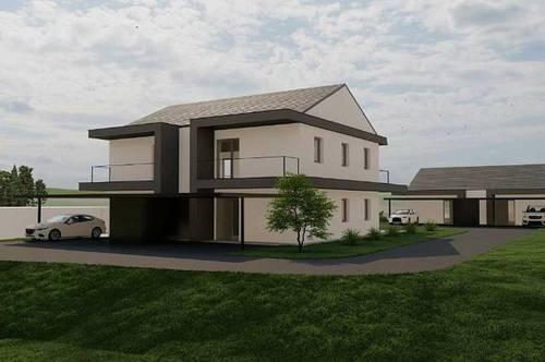 A2 - Provisionsfreie Doppelhäuser in absoluter Traum-Lage - Baubeginn bereits erfolgt