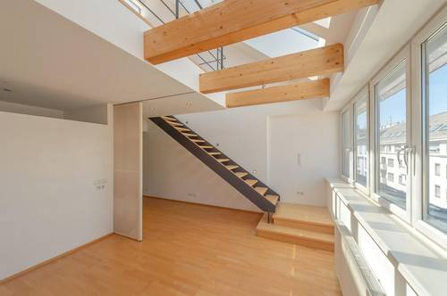 Florianigasse 29 - Dachterrassenwohnung in perfekter Lage mit traumhaften Blick
