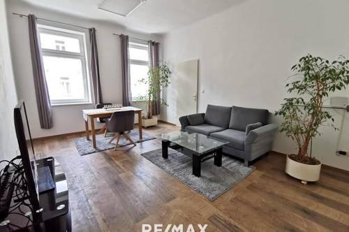 einfach gemütlich & frisch renoviert, 2 Zimmer für Singles oder Pärchen