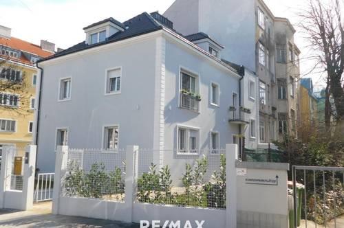 Hochwertig sanierte Stadtvilla in Hietzing mit 2 separaten Topwohnungen