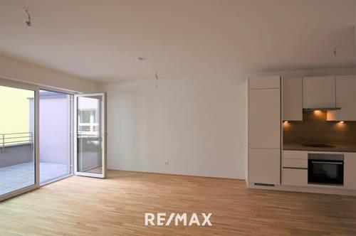 ERSTBEZUG mit Loggia, Balkon und Fitnessraum: 3 Zimmer mit Luxus - Ausstattung in Strebersdorf!