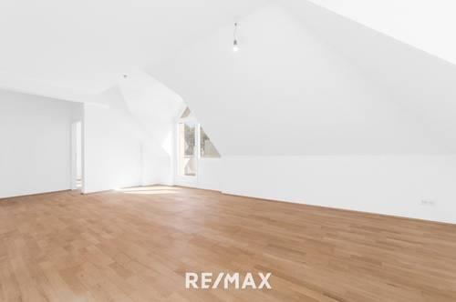 DG Pärchenwohnung mit 2 (!) Terrassen und viel Platz für Home Office in gesuchter Grünruhelage