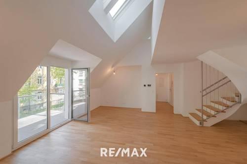Traumhaft schöne DG-Maisonette-Wohnung | TOP LAGE !