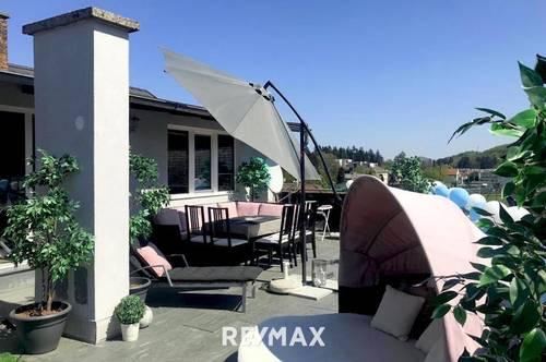Sonnige Dachgeschosswohnung - Preisreduktion -