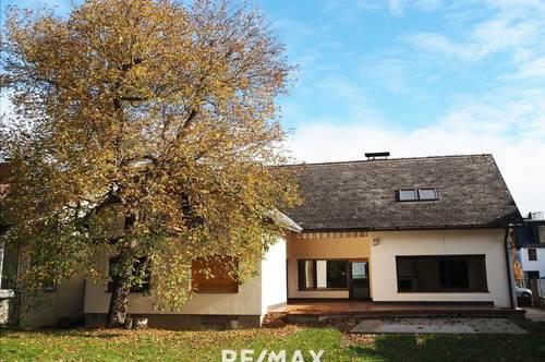 Charmantes, großes Einfamilienhaus mit weitläufigen Garten in Mauer zu mieten!