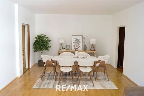4 Zimmer-Wohnung mit Top-Infrastruktur