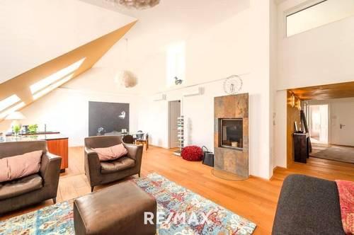 Grandioser Wienblick! Luxuriös ausgestattetes Penthouse mit Garagenplatz