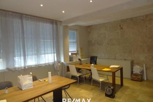 Büro- und Praxisflächen in zentraler Lage von Hall in Tirol zwischen ca. 73m² und ca. 446m² zu mieten