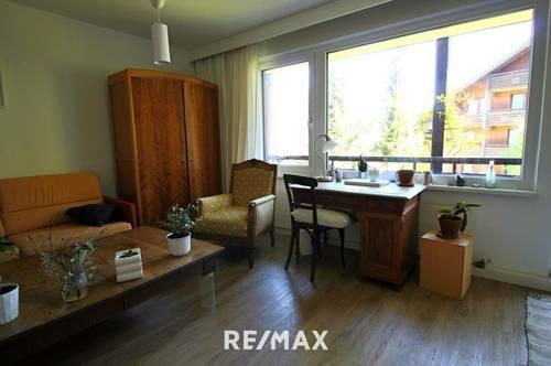 Seefeld: Gemütliche 3-Zimmer-Wohnung am Waldrand
