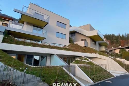 NEUBAU - Wohnen mit Kunst! Tolle 2-Zi-Terrassenwohnung