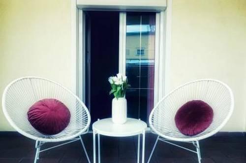 Kolsass: Familienwohnung mit Garten, Terrasse und 2 Autoabstellplätzen