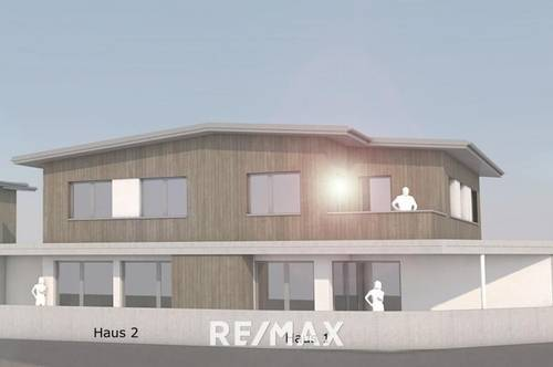Neubau!  Doppelhaushälfte zu verkaufen - Haus 1