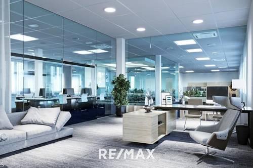 Ein modernes Businesszentrum mit Büro-, Praxis-, Handels- und Diensleistungsflächen für Gesundheit, Fitness und Wellness entsteht