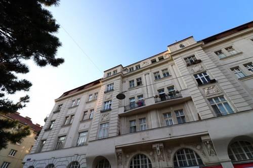 Gut aufgeteilte 2-Zimmer-Wohnung am KRIEMHILDPLATZ