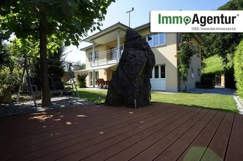 Tolles Einfamilienhaus mit schönem Garten und Garage in Klaus zur Miete