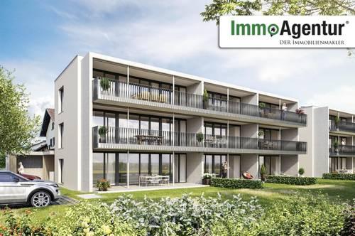 Neubau: Super 2 Zimmerwohnung mit Garten in Feldkirch Top 2