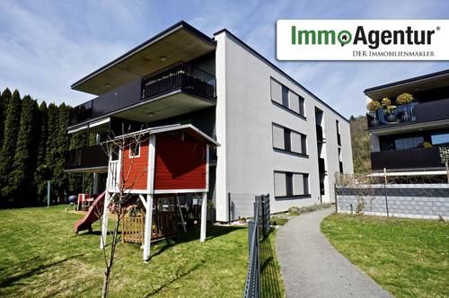 Moderne 3 Zimmerwohnung mit 2 Tiefgaragenplätzen und großer Terrasse in Koblach zu verkaufen