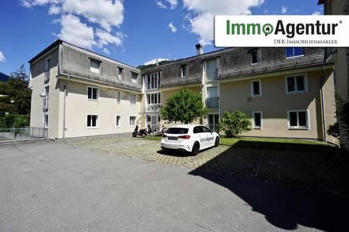 Ruhig gelegene 3-Zimmerwohnung mit Balkon im Zentrum von Schruns