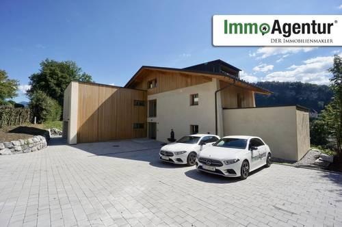 Exklusive 3-Zimmerwohnung mit Balkon und Traumaussicht in Feldkirch, Ardetzenberg Top 3