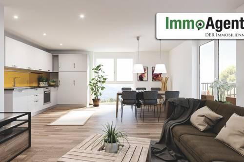 PROVISIONSFREI: Neubau, 4-Zimmerwohnung mit Balkon in Lustenau, Top A8