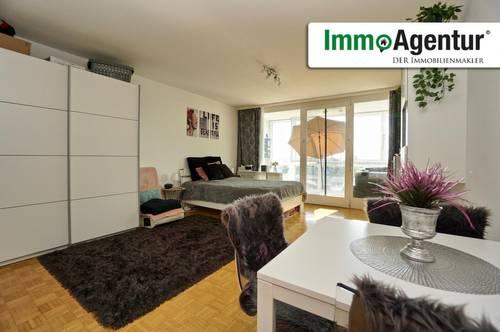 Tolle 1-Zimmerwohnung mit Balkon in Dornbirn zur Miete