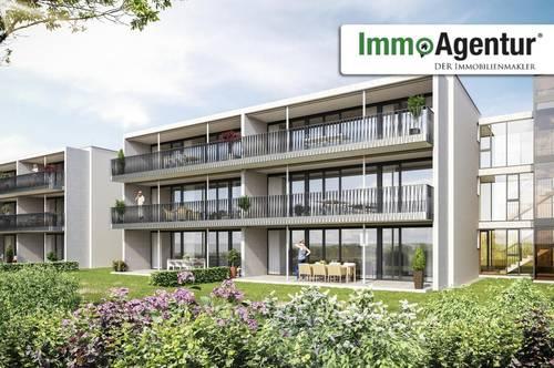 Neubau: Super 2 Zimmerwohnung mit Garten in Feldkirch Top 3