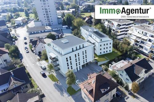 PROVISIONSFREI: Neubau, Exklusive 5-Zimmer Penthousewohnung mit großer Terrasse in Lustenau, Top A13
