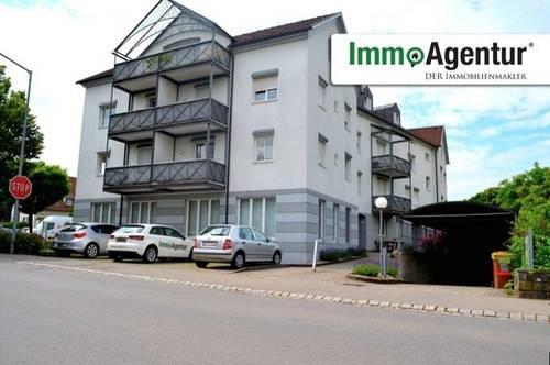 Drei Tiefgaragenparkplätze in Götzis zu verkaufen!