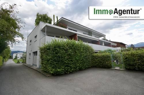 Tolle 3 Zimmer Maisonette Wohnung mit Balkon und Terrasse in Dornbirn zur Miete