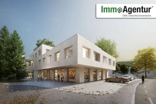 Neubau: Super aufgeteilte 3 Zimmerwohnung mit Loggia in Rankweil zur Miete W10
