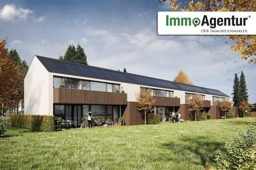 Neubau: Modernes Reihenhaus in Höchst zu verkaufen, Haus 1
