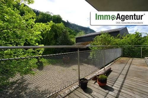 Wundervolle 2-Zimmerwohnung mit Terrasse in Feldkirch, Top 2