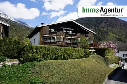 Tolle 1 Zimmer Dachgeschosswohnung mit Balkon und schöner Aussicht in Bludenz zu verkaufen.