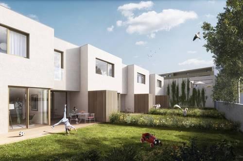 Top 2/1 - Tolle 3-Zimmer-Wohnung mit großzügiger 28 m2 Terrasse mit Blick in den Schlosspark