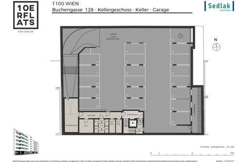 <br /> <br /> Provisionsfrei!Buchengasse_Garagenplätze zu vermieten<br /> <br />