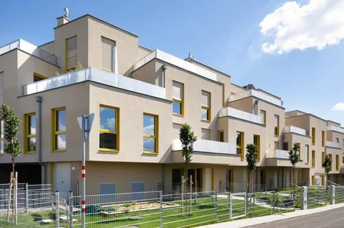 Bezugsfertig! T18_gut aufgeteilte 2 Zimmerwohnung mit großer Loggia_PROVISIONSFREI