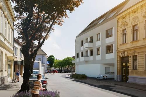 Wohnen am Rathausplatz in Stockerau
