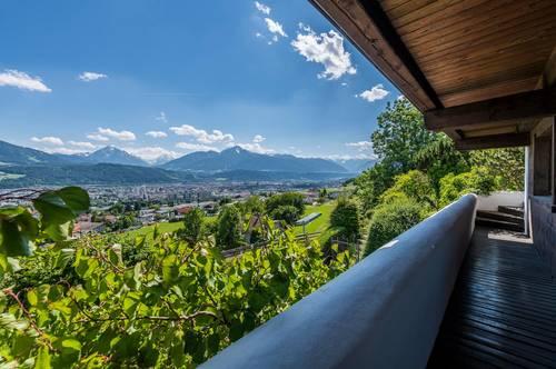 Wohlfühloase am Waldrand von Innsbruck