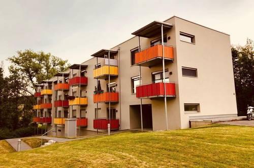 Grünes - gefördertes - Wohnen in Vasoldsberg - 2 Zimmer mit schönem Balkon! provisionsfrei!