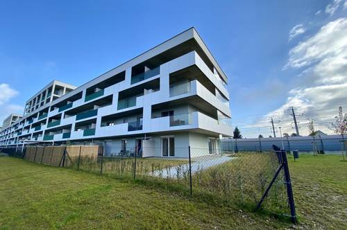 Sehr helle, geräumige 2 Zimmer Gartenwohnung mit großer Terrasse Richtung Südwesten - Provisionsfrei
