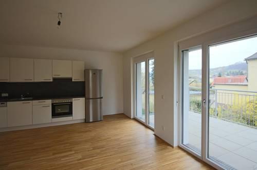 Super 3 Zimmerwohnung mit 10 m² Terrasse und Parkplatz in Straßgang!
