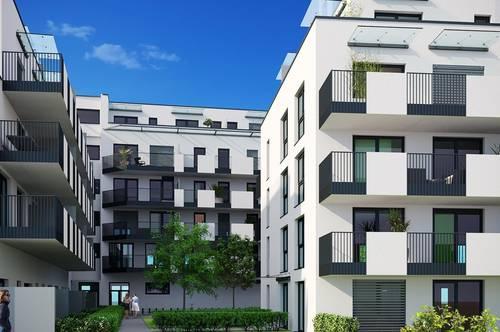 2 Zimmerwohnung mit großem Südbalkon als Anlageobjekt in Graz Gösting - provisionsfrei
