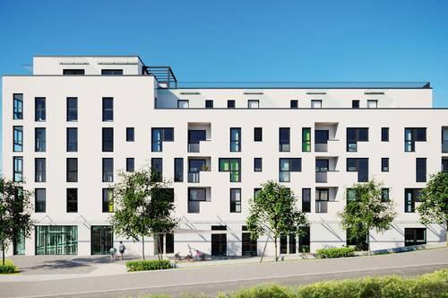 Anlageobjekt: Kompakte 2 Zimmerwohnung mit großem Westbalkon - provisionsfrei