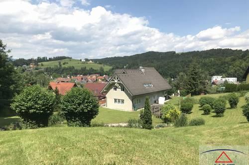 Mehrfamilienhaus in ruhiger Lage am Stadtrand von Voitsberg!