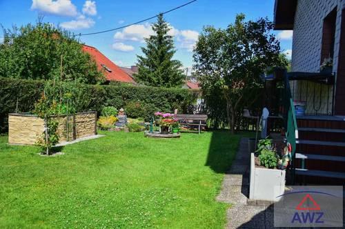 Schönes Haus mit sonnigen Garten in guter Lage!